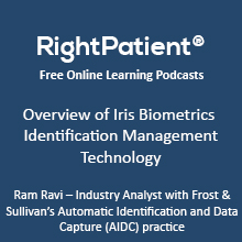 overview of iris biometrics identification management technology ram ravi
