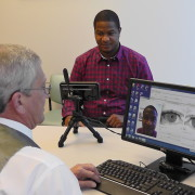 using iris biometrics for patient identification helps increase patient safety