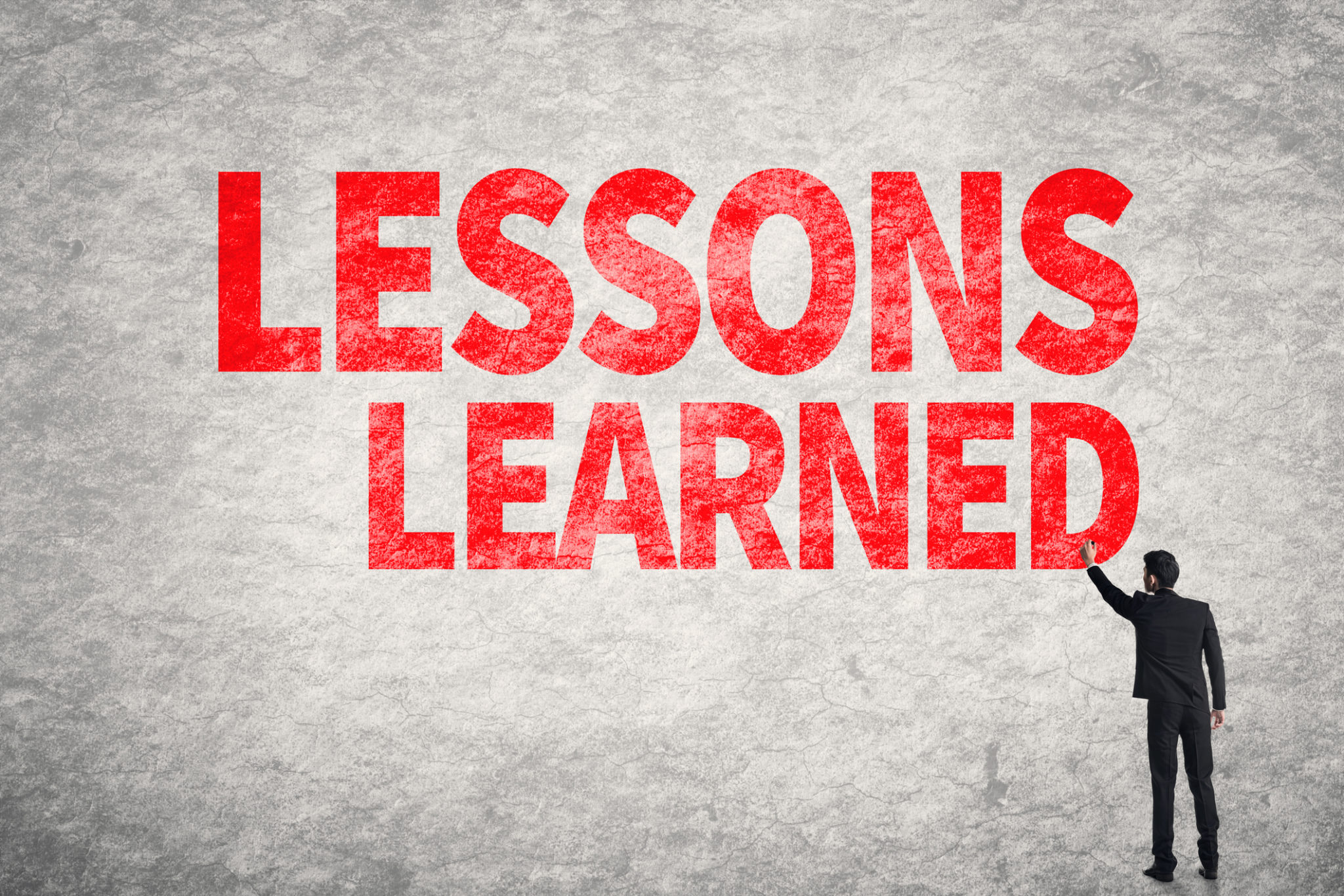 what lessons can be learned about Implementing an effective lessons learned process in a in addressing these barriers and developing and maintaining an effective lessons learned process that can.