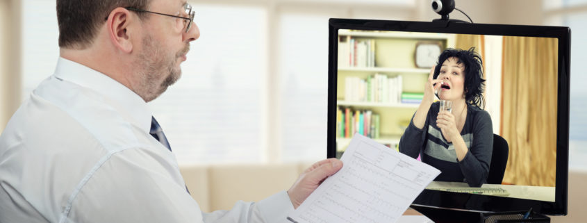 telemedicine patients can be verified through the use of photo biometrics