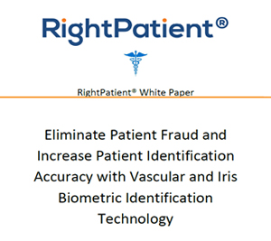 eliminate patient fraud and increase patient identification accuracy whitepaper