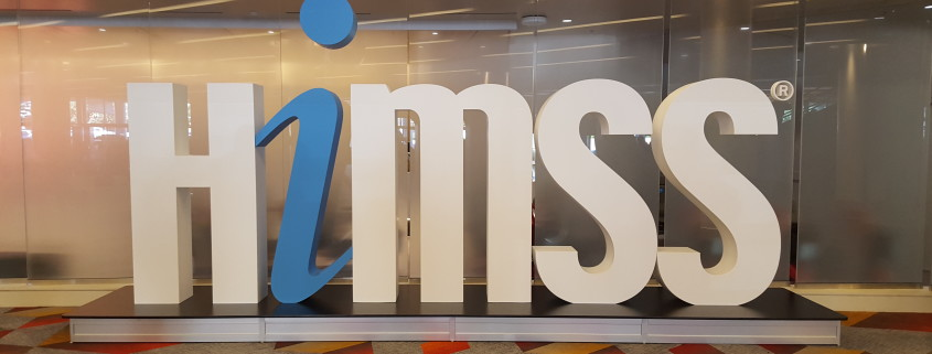review of biometric patient identification educational session at 2016 HIMSS conference