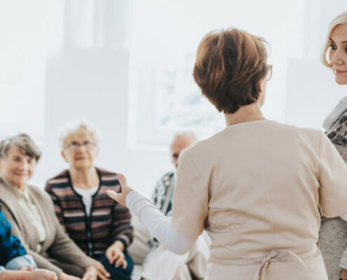 patient safety at senior living facilities