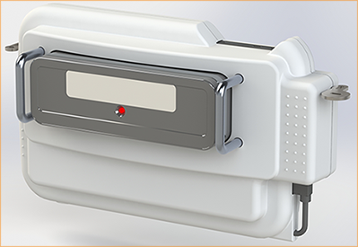 Biometric ID unit provides the convenience, portability and user-friendliness