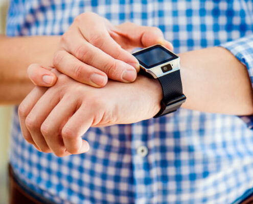 wearable devices are a threat to patient safety