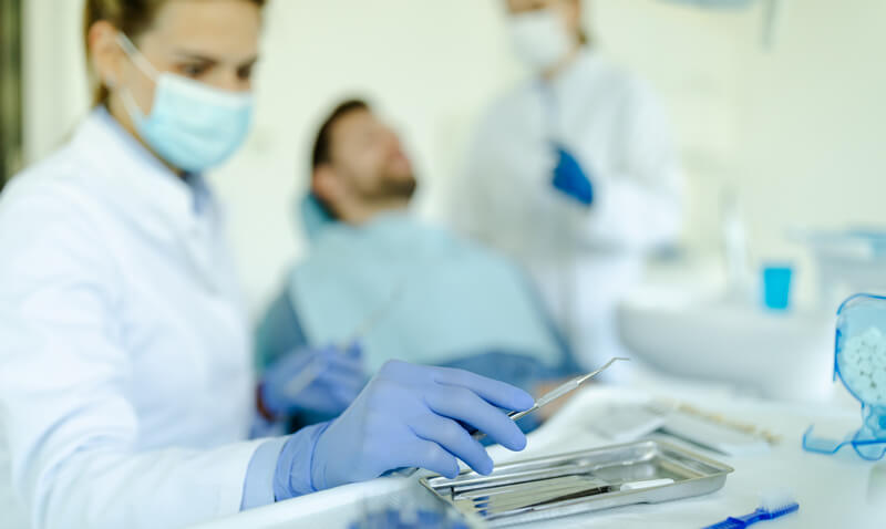 patient safety in dentistry