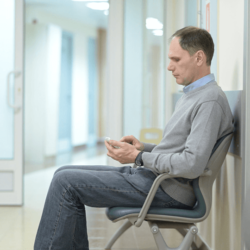 Making the most of patient wait times