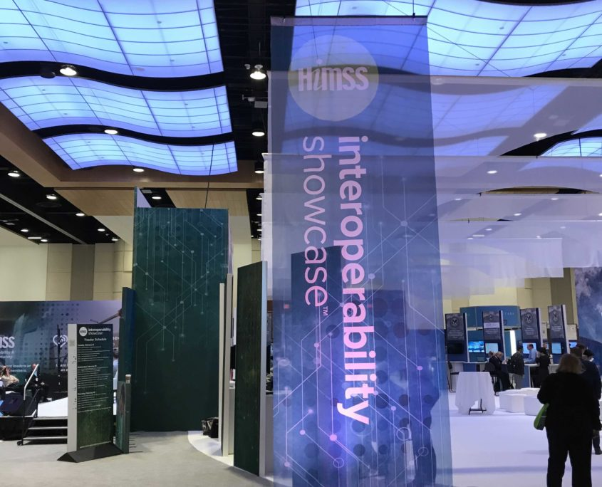 HIMSS 2019 – Interoperability Showcase; What Is the Foundation of Interoperability?