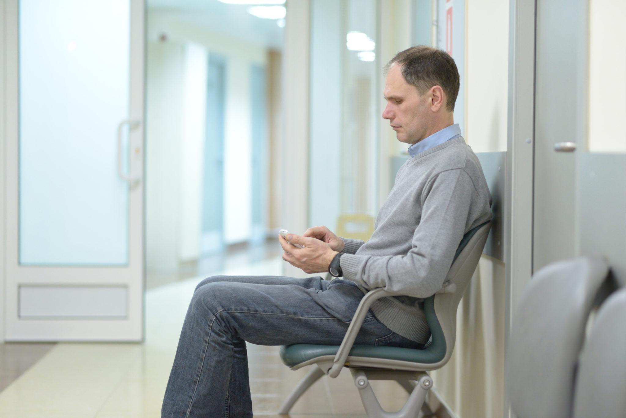 RightPatient AI optimizes patient wait times.
